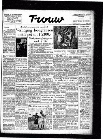 Trouw / De Rotterdammer 1953-11-24