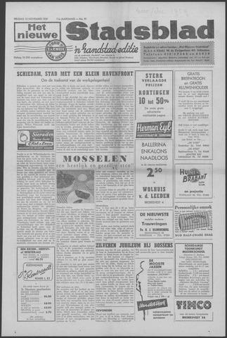 Het Nieuwe Stadsblad 1959-11-13