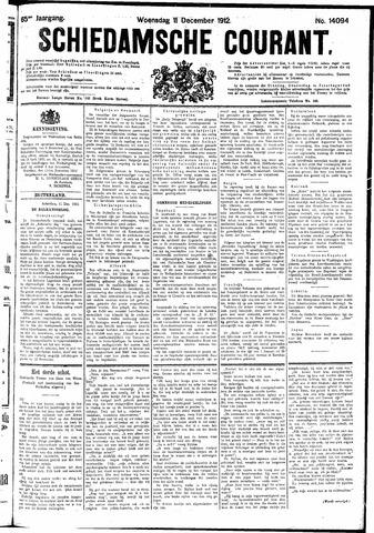 Schiedamsche Courant 1912-12-11