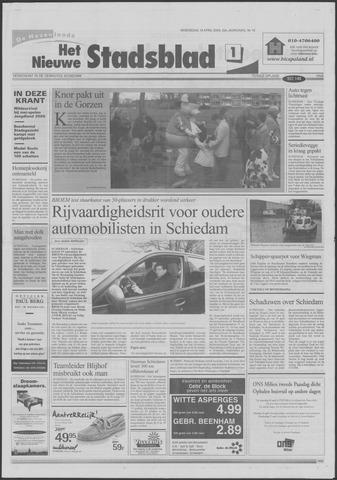 Het Nieuwe Stadsblad 2000-04-19
