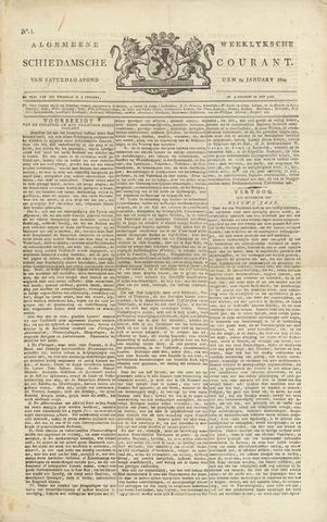 Algemeen Schiedamsche Courant 1804-01-14