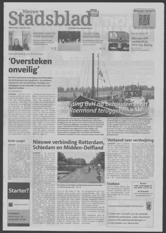 Het Nieuwe Stadsblad 2014-08-06
