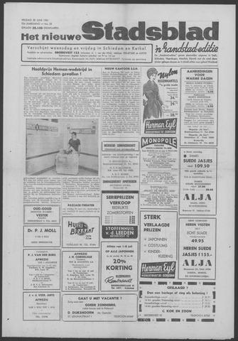 Het Nieuwe Stadsblad 1961-06-30