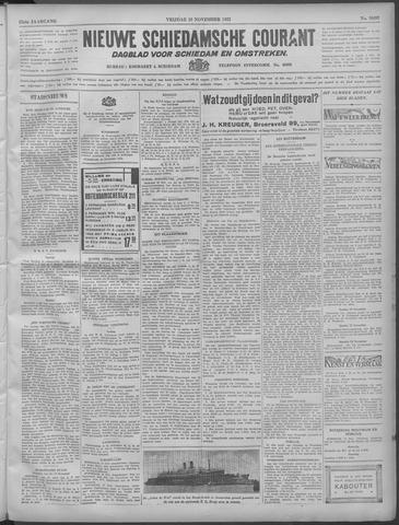 Nieuwe Schiedamsche Courant 1932-11-18