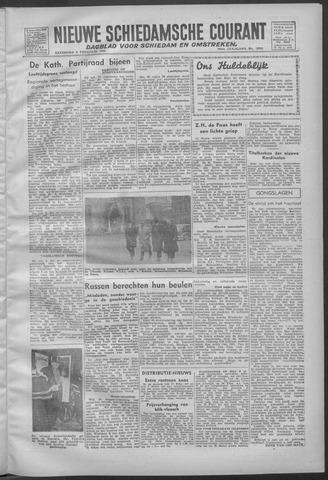 Nieuwe Schiedamsche Courant 1946-02-09