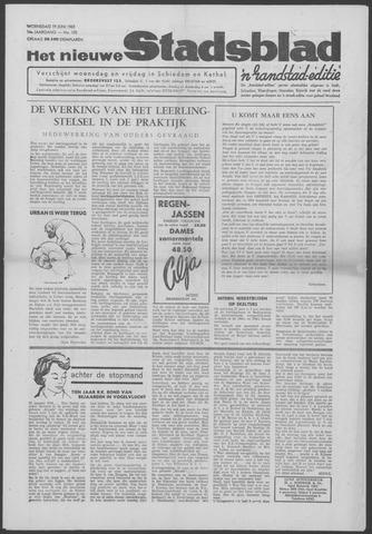Het Nieuwe Stadsblad 1963-06-19