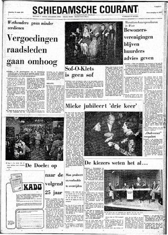 Rotterdamsch Nieuwsblad / Schiedamsche Courant / Rotterdams Dagblad / Waterweg / Algemeen Dagblad 1974-03-25