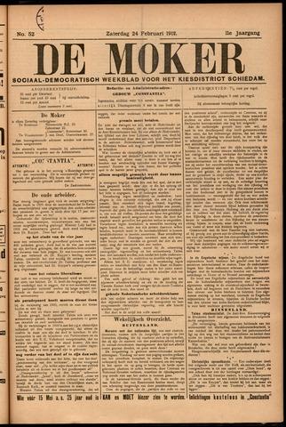 De Moker 1912-02-24
