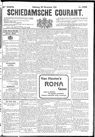Schiedamsche Courant 1912-11-30