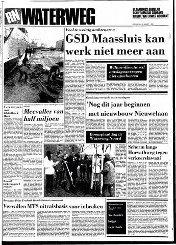 Rotterdamsch Nieuwsblad / Schiedamsche Courant / Rotterdams Dagblad / Waterweg / Algemeen Dagblad 1983-03-24