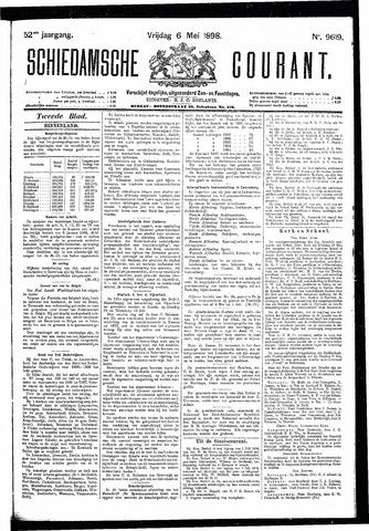 Schiedamsche Courant 1898-05-06
