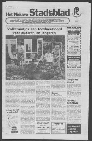 Het Nieuwe Stadsblad 1972-08-02