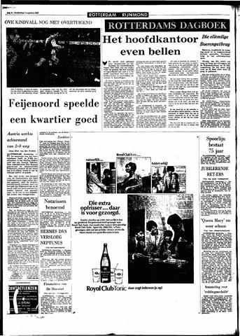 Rotterdamsch Parool / De Schiedammer 1966-08-04