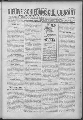 Nieuwe Schiedamsche Courant 1925-06-13