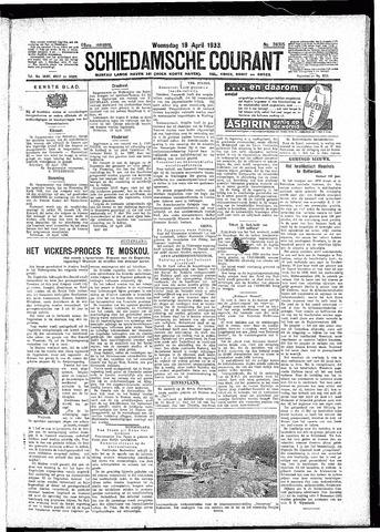 Schiedamsche Courant 1933-04-19