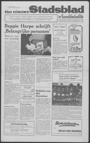 Het Nieuwe Stadsblad 1968-08-09