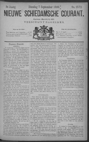 Nieuwe Schiedamsche Courant 1886-09-07