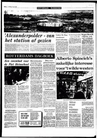 Rotterdamsch Parool / De Schiedammer 1968-04-13