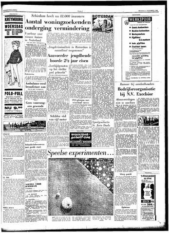 Trouw / De Rotterdammer 1962-11-06