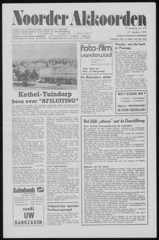 Noorder Akkoorden 1976-10-27
