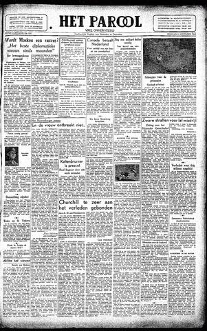 Rotterdamsch Parool / De Schiedammer 1945-12-11