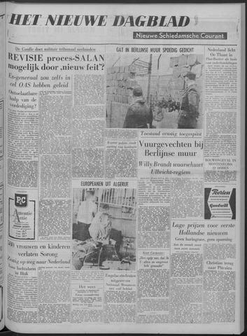 Nieuwe Schiedamsche Courant 1962-05-28