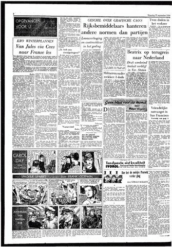 Rotterdamsch Parool / De Schiedammer 1959-09-21