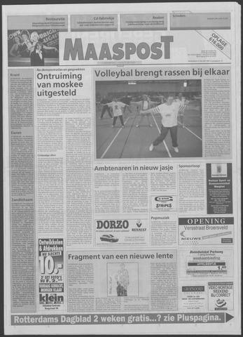 Maaspost / Maasstad / Maasstad Pers 1996-03-27