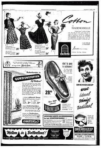 Rotterdamsch Nieuwsblad / Schiedamsche Courant / Rotterdams Dagblad / Waterweg / Algemeen Dagblad 1953-04-17