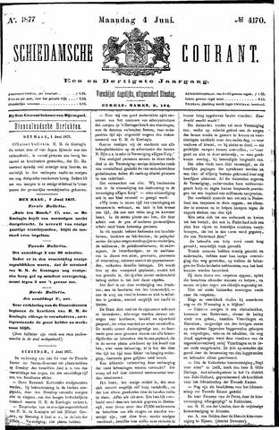Schiedamsche Courant 1877-06-04