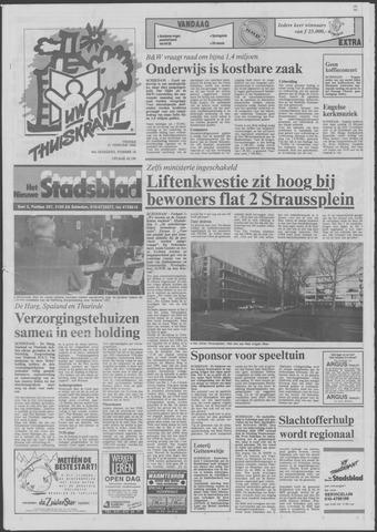 Het Nieuwe Stadsblad 1992-02-21