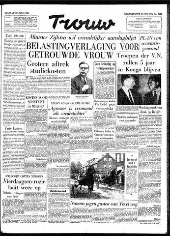 Trouw / De Rotterdammer 1960-07-29