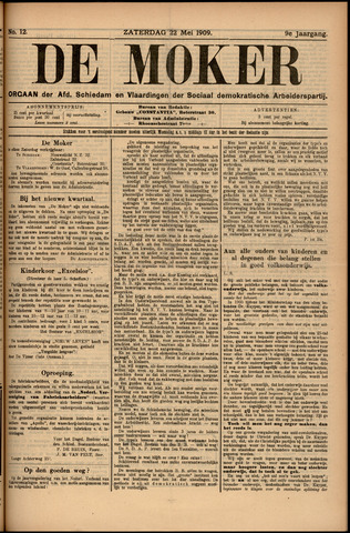 De Moker 1909-05-22