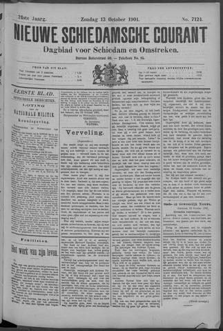 Nieuwe Schiedamsche Courant 1901-10-13