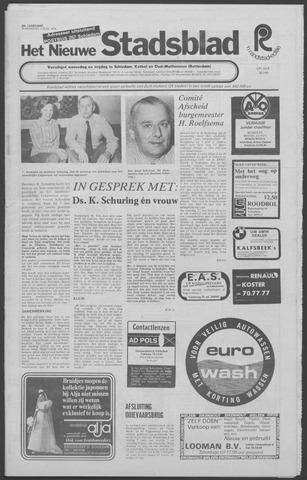 Het Nieuwe Stadsblad 1974-06-05