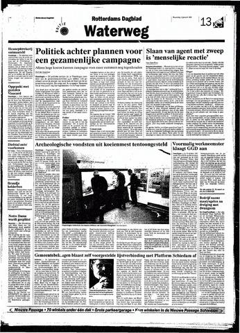 Rotterdamsch Nieuwsblad / Schiedamsche Courant / Rotterdams Dagblad / Waterweg / Algemeen Dagblad 1998-01-14