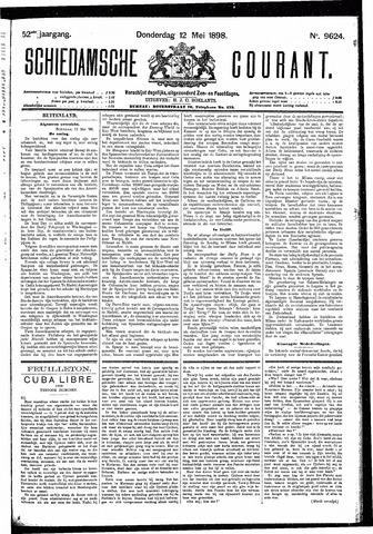 Schiedamsche Courant 1898-05-12