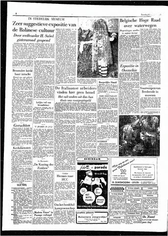 Rotterdamsch Parool / De Schiedammer 1955-08-13
