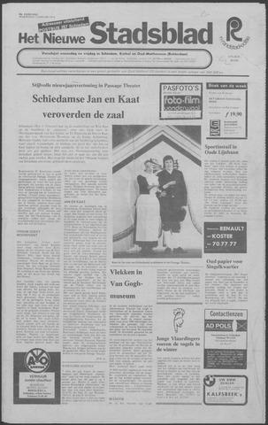 Het Nieuwe Stadsblad 1974
