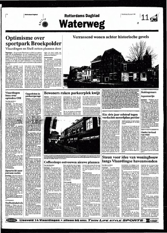 Rotterdamsch Nieuwsblad / Schiedamsche Courant / Rotterdams Dagblad / Waterweg / Algemeen Dagblad 1998-01-29