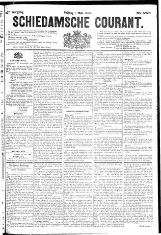 Schiedamsche Courant 1908-05-01