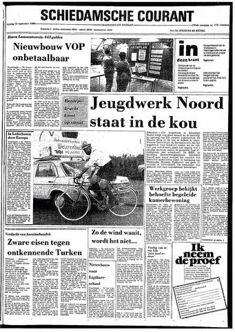 Rotterdamsch Nieuwsblad / Schiedamsche Courant / Rotterdams Dagblad / Waterweg / Algemeen Dagblad 1980-09-12