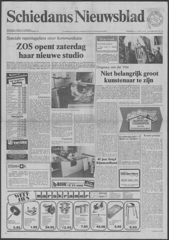 Schiedams Nieuwsblad 1978-04-12