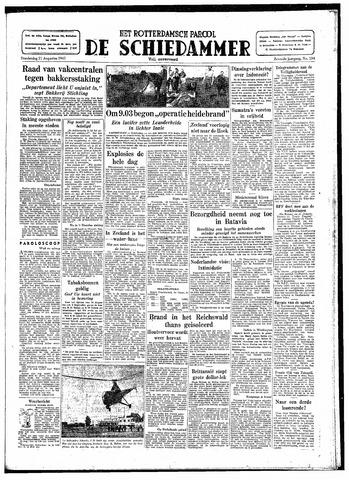 Rotterdamsch Parool / De Schiedammer 1947-08-21