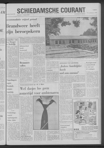 Rotterdamsch Nieuwsblad / Schiedamsche Courant / Rotterdams Dagblad / Waterweg / Algemeen Dagblad 1970-06-11