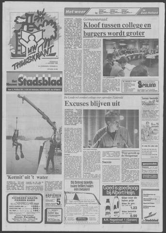 Het Nieuwe Stadsblad 1989-10-11