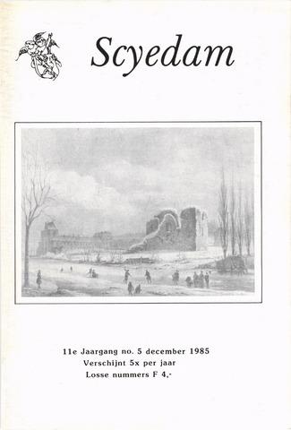 Scyedam 1985-05-01