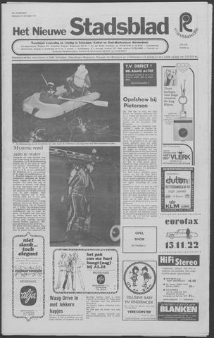 Het Nieuwe Stadsblad 1971-10-08