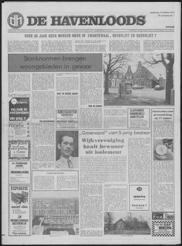 De Havenloods 1973-02-15