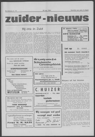 Zuider Nieuws 1964-08-20